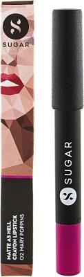 Sugar Matte as Hell Crayon Lipstick- Mary Poppins 2.8 g