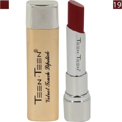 Teen.Teen Velvet Touch Lipstick 19 No. 3.5 g