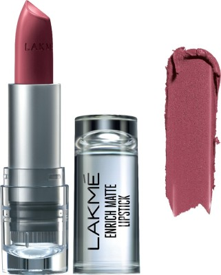 Lakme Enrich Matte Lipstick 4.7 g(Shade WM11)