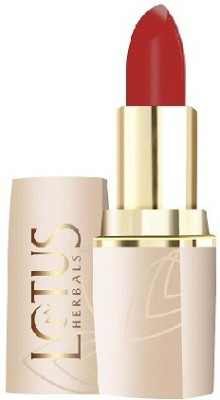 Lotus Pure Colors Lip Color Rusty Red 635, 4.2 g