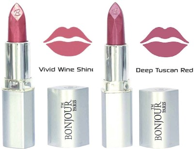Bonjour Deep Tuscan Red Color Combo-1036 6.8 g