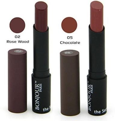 Bonjour Paris Color Cap Lipstick 02 05 7 g