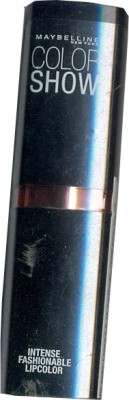 Maybeline New York Color Show Lipstick Hot Choclate # 312 3.9 g