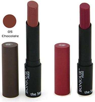Bonjour Paris Color Cap Lipstick 03 05 7 g