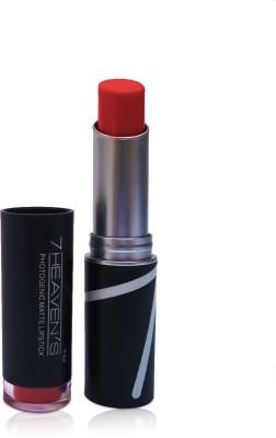 Brndey 7 Heaven,S Photogenic Matte Red Lipstick 3.8 g