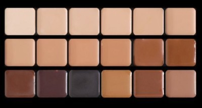 Graftobian Hd Creme Foundation Super Palette Neutral 30246 6 g