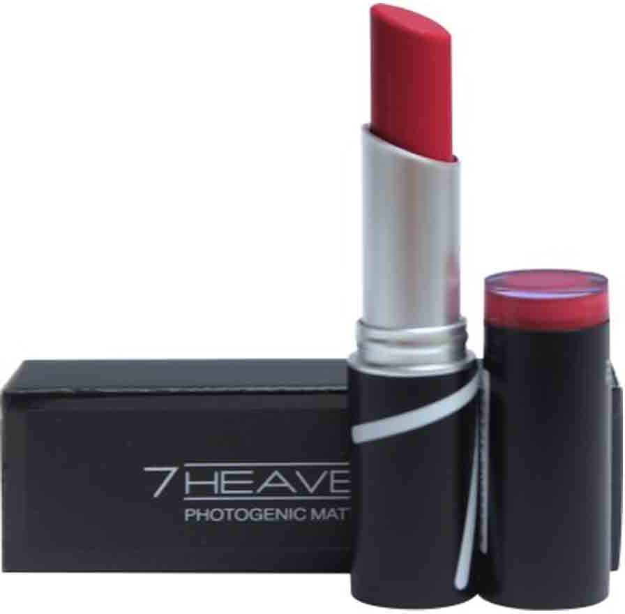 7 Heavens Beautiful Lipstick Pack-HRS- of 1(8 g, Red)