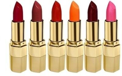 Blue Heaven Xpression Lipstick Set of 6 Pc 3 g