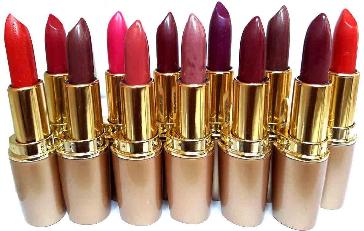 Candy Moisturizing Lipstick C-12A(96 ml, Multicolor)
