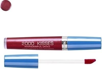 Diana of London 2000 Kisses Wonderful Lipstick3Senset Red 8 ML 8 ml