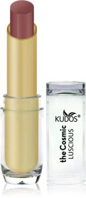 Kudos Color Expert Luscious HD Lipstick Juicy Orange Shade-18 3.5 g