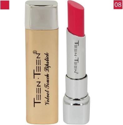 Teen.Teen Velvet Touch Baby Pink Lipstick 08 No. 3.5 g