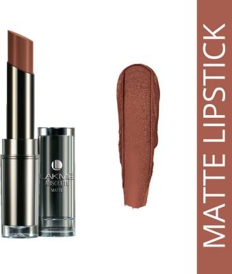 Lakme Absolute Sculpt Studio Hi-definition Matte Lipstick 3.7 g