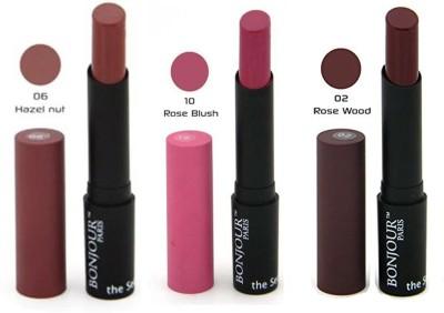 Bonjour Paris Color Cap Lipstick 06-02-10 10.2 g