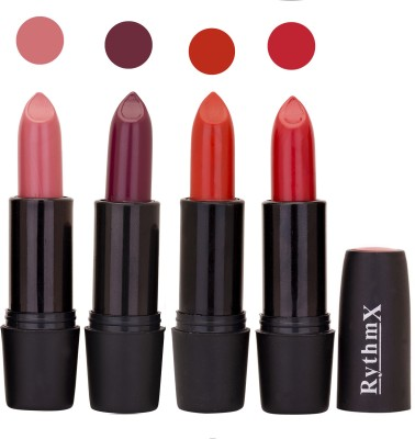 Rythmx Black Important Lipsticks Combo 40 16 g