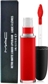 MAC Retro Matte Liquid Lip Color 5 ml