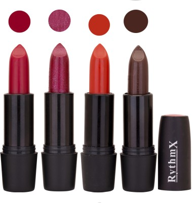 Rythmx Black Important Lipsticks Combo 65 16 g