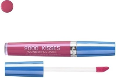 Diana of London 2000 Kisses Wonderful Lipstick30Berry Pink 8 ML 8 ml