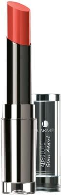Lakme Absolute Gloss Addict Lip Color 4 ml