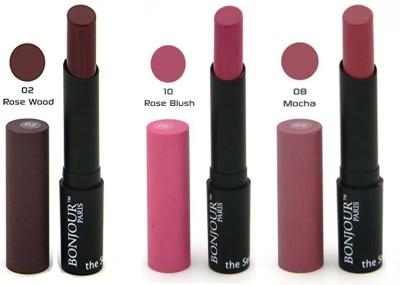 Bonjour Paris Color Cap Lipstick 10-02-08 10.2 g