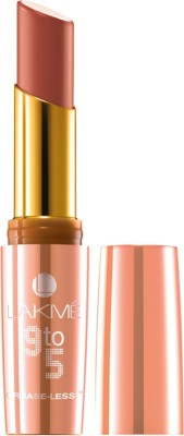 Lakme 9 to 5 Creaseless Creme Lip Color 3.6 g(CB1 Latte Rules)