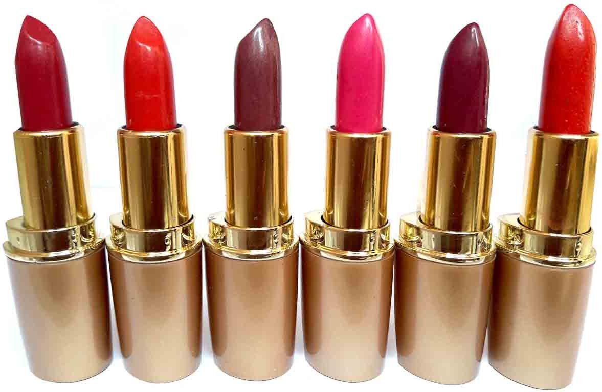 Candy Moisturizing Lipstick C-6C(48 ml, Multicolor)