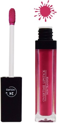 ShadowFax Long Lasting Lipstick Lips Tick Overtime Non Transfer Matte Look 4 g