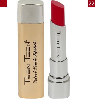Teen.Teen Velvet Touch Lipstick 22 No. 3.5 g