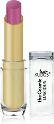Kudos Color Expert Luscious HD Lipstick Neon Pink Shade-14 3.5 g