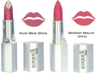 Bonjour Reddish Mauve Sine Color Combo-1043 6.8 g