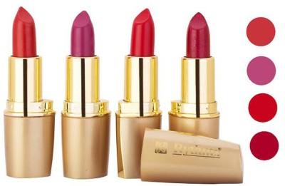 Rythmx Golden Lipstick Combo 548 547 521 546 16 g