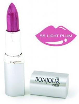 Bonjour Paris New Plum Lipstick 4.2 g