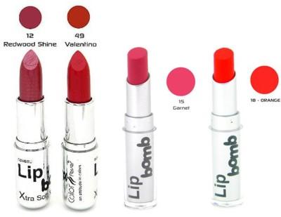 Color Fever Silver Bomb Lipstick 12 49 15 18 16 g