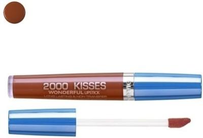Diana of London 2000 Kisses Wonderful Lipstick19Icy brown 8 ML 8 ml