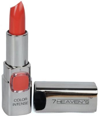 7 Heaven's Color Intense lipstick 3.8 g(604-Apricot) 3.8 g