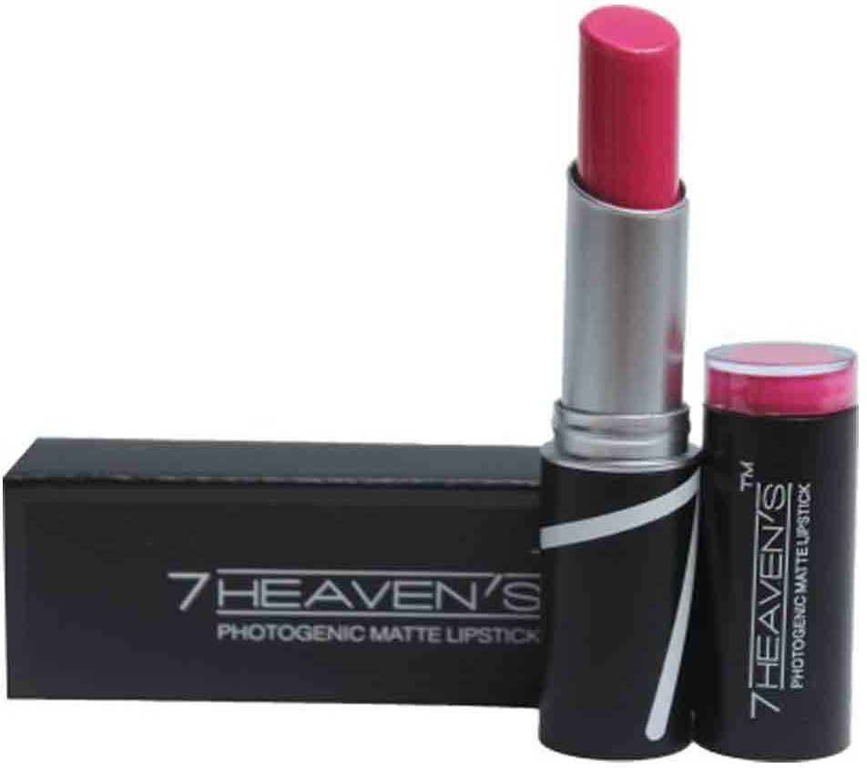 7 Heavens Beautiful Lipstick Pack-SSC- of 1(3.8 g, Pink)