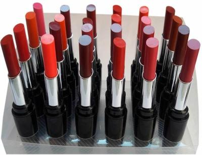 Mars Lipstick Pack 24 240 ml(Multicolor)
