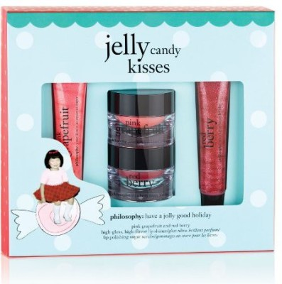 Philosophy Jelly Candy Kisses Lip Gloss And Scrub Set 6 g