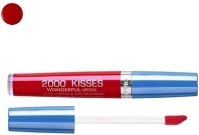 Diana of London 2000 Kisses Wonderful Lipstick6Red Nature 8 ML 8 ml
