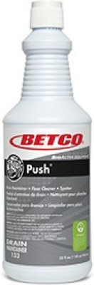 Betco Green Earth Push Drain Liquid Detergent