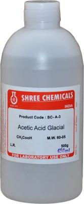 Shree Chemicals Acetic Acid Glacial Liquid Detergent