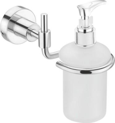 Aquarium 250 ml Shampoo Dispenser(Steel, White)