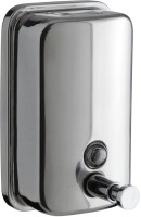 Dolphy Stainless Steel Liquid 800 ml Soap Dispenser(Silver)