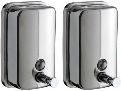 DEVICE IN LION STEEL LIQUID SOAP DISPENSER 500 ml Soap Dispenser
