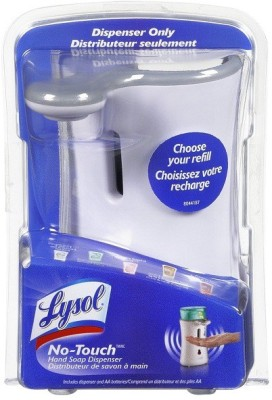 Lysol 236 ml Sensor Equiped Soap Dispenser