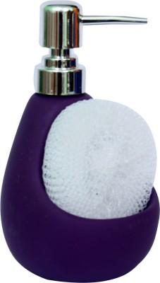 Royal Beei Purple rubber 300 ml Shampoo, Conditioner, Lotion, Soap Dispenser