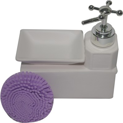 Gran 350 ml Soap, Shampoo, Conditioner Dispenser