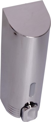 Sunrise Silver Color 500 ml Soap Dispenser