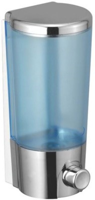 royaL indian craft Blue and Silver 500 ml Soap, Conditioner Dispenser