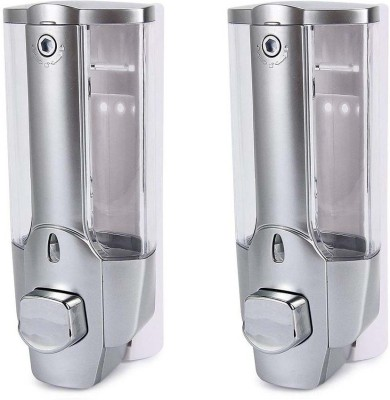 DEVICE IN LION PLATIC LIQUID SOAP DISPENSER 350 ml Soap Dispenser